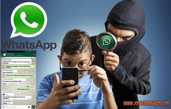 metodo hackear whatsapp 2018